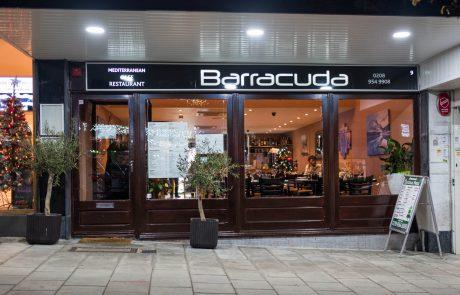 Barracuda Restaurant in Stanore