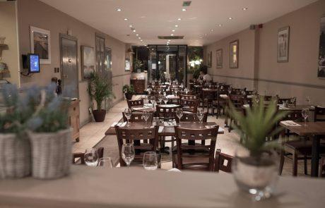 Barracuda Bushey Restaurant Back