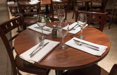 Barracuda Bushey Restaurant Table