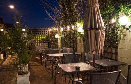 Barracuda Bushey Restaurant Outside
