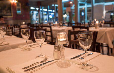 Barracuda Restaurant in Watford Front