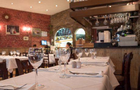 Barracuda Restaurant in Watford Inside