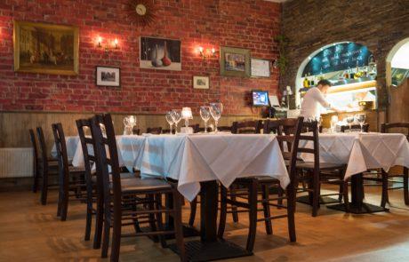 Barracuda Restaurant in Watford Kitchen