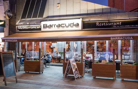 Barracuda Restaurant in Watford